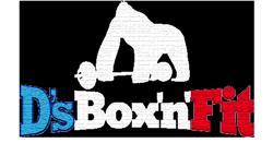 パーソナルトレーニング【D's Box'n'Fit】初台、西新宿エリアの筋トレから格闘技も出来るジム Logo